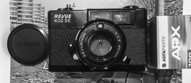Revue 400 SE-1